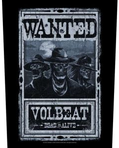 VOLBEAT - Wanted / Backpatch