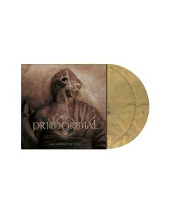 PRIMORDIAL - Exile Amongst The Ruins / Exile Amongst The Ruins / DEAD GOLD MARBLED LP