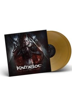48427 kamelot the shadow theory golden 2-lp power metal