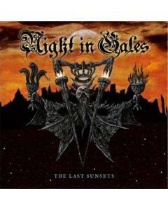 NIGHT IN GALES - The Last Sunsets / Digipak CD