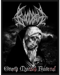 BLOODBATH - Grand Morbid Funeral / Patch
