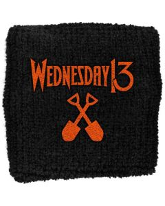 48709 wednesday 13 logo wristband
