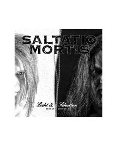 48785 saltatio mortis licht und schatten - best of 2000-2014 brilliant box 2-cd medieval metal