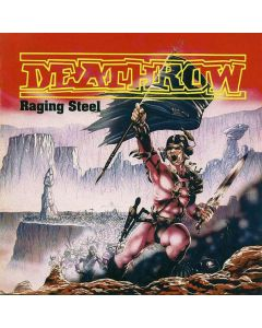 DEATHROW - Raging Steel / Digipak CD