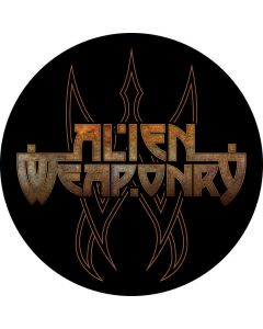 49615 alien weaponry logo patch