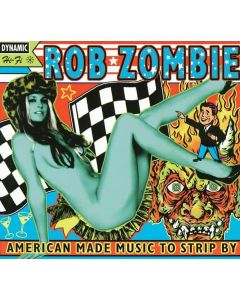 American Made Music To Strip By BLACK 2-LP