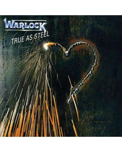 WARLOCK - True As Steel / CD