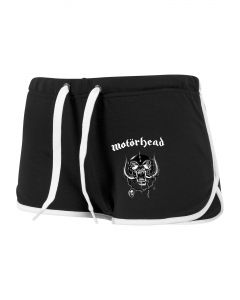MOTÖRHEAD - Logo / French Terry Ladies Hotpants - Front