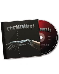 TREMONTI - A Dying Machine / CD