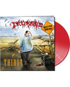 Thirst CLEAR RED LP