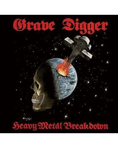 grave digger heavy metal breakdown digipak cd