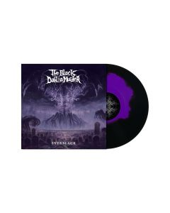 THE BLACK DAHLIA MURDER - Everblack / VIOLET BLUE/BLACK MARBLED LP