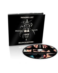 PARADISE LOST - Believe in nothing (remixed/remastered) / Digipak CD