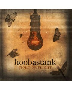 50329 hoobastank fight or flight cd alternative metal