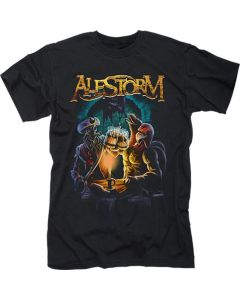 alestorm 25 years shirt
