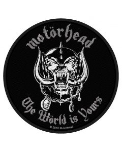 MOTÖRHEAD - The World Is Yours / Patch