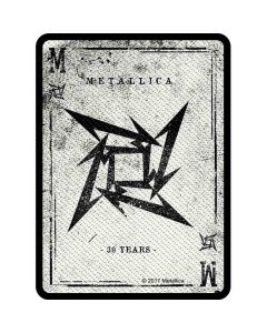 metallica dealer patch