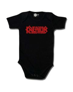 KREATOR - Red Logo / Baby Body