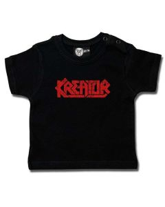 KREATOR - Red Logo / Baby Shirt