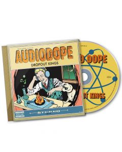 dropout kings audiodope cd