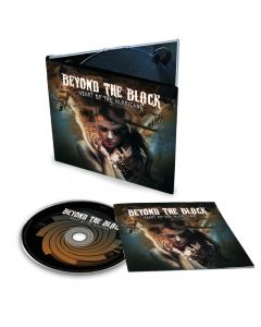 50814 beyond the black heart of the hurricane digipak cd gothic metal