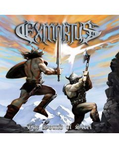 EXMORTUS - The Sound of Steel / CD