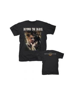 50831-1 beyond the black heart of the hurricane t-shirt