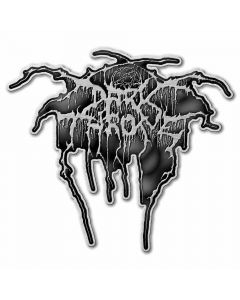 DARKTHRONE - Logo / Metal Pin Badge