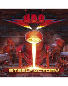 u.d.o. steelfactory cd