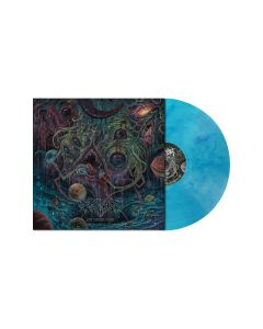 The Outer Ones / CLEAR WATER/BLUE Marbled LP
