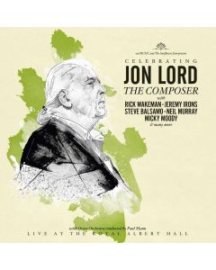 Celebrating Jon Lord: The Composer / BLACK 2-LP + Blu-Ray Gatefold