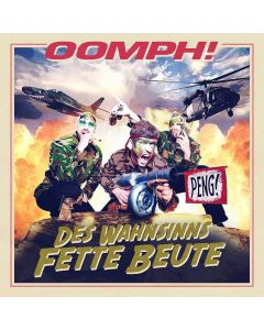 oomph des wahnsinns fette beute cd crossover