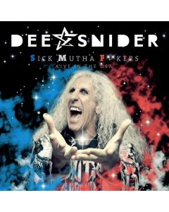 dee snider live in the usa digipak cd