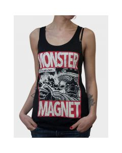 52104 monster magnet space lord vintage girlie tank top