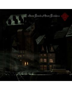 52249 a forest of stars grave mounds and grave mistakes digisleeve cd black metal