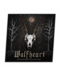 WOLFHEART - Constellation Of The Black Light / Patch
