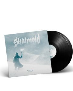 52280 skalmöld sorgir black 2-lp viking metal