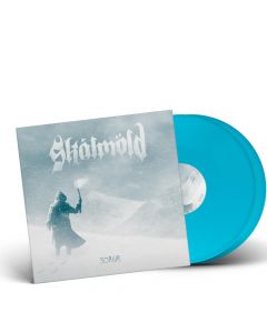 52281 skalmöld sorgir ice-blue 2-lp viking metal