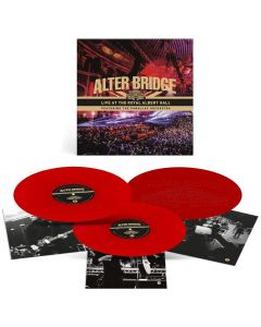 ALTER BRIDGE - Live At The Royal Albert Hall Featuring The Parallax Orchestra / RED 3-LP Gatefold