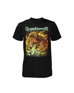 gloryhammer dragon shirt