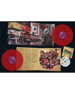 Archives Volume 1: 1976-1981 / TRANSPARENT BLOOD-RED 2-LP Gatefold + DVD