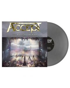 52570 accept balls to the wall live silver 10'' mini lp heavy metal