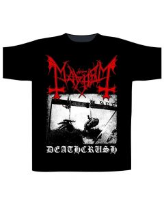 MAYHEM - Deathcrush / T-Shirt