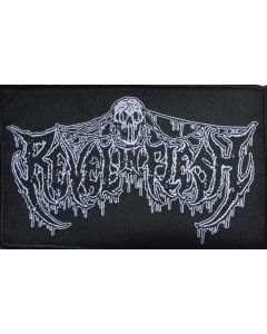 REVEL IN FLESH - Logo / Patch