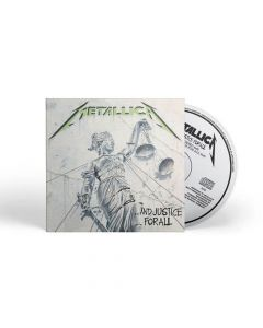 METALLICA - ...And Justice For All (Remastered) / 3-CD Expanded Edition