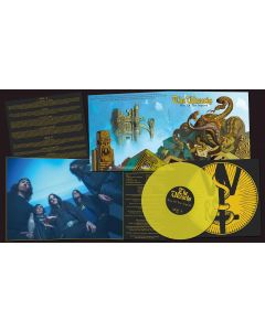 Rise of the Serpent / TRANSPARENT/PISS YELLOW LP Gatefold