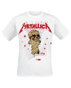 Metallica One Landmine T-shirt front