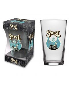 GHOST - Opus Eponymous / Beer Glass