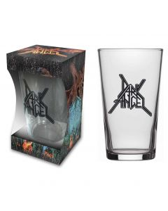 DARK ANGEL - Logo / Beer Glass