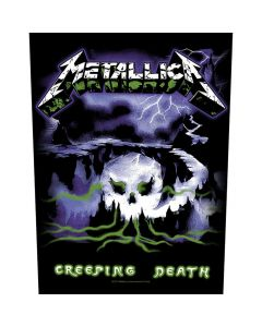 METALLICA - Creeping Death / Backpatch